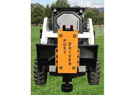 New Vicon Fence Post Driver Post Driving Hammer In Buderim Qld