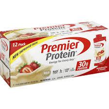premier protein high protein shake