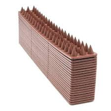 10pcs 49cm Plastic Spikes Practical Squirre Birds Pigeons Cat Deterrent Tool For Outdoor Garden Fence Wall Off Harmless To Animal Buy At A Low Prices On Joom E Commerce Platform