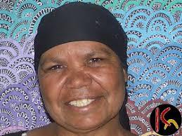 June Smith Aboriginal Artist from Ltyentye Apurte, Central ...