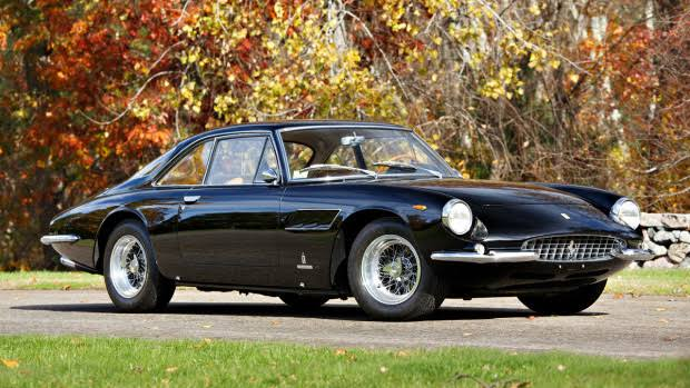 Image result for gooding scottsdale 2020 ferrari 500""