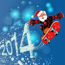 صور بطاقات وخلفيات بابا نويل 2020 صور سانتا كلوز راس السنة 2020