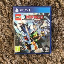 PS4 ninjago Lego movie game Excellent Condition like... - Depop
