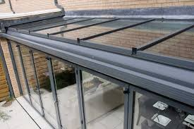 glass roof panels an eye catching