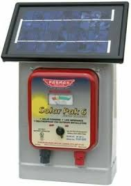 Fencing Electric Fence Charger Model