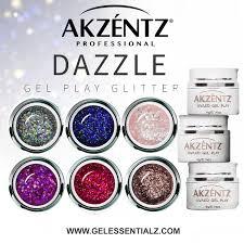 new gel play glitter dazzle halo