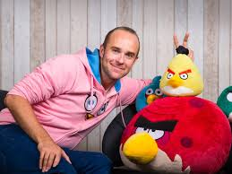 The new boss of the Angry Birds game has big plans for Finland's ...