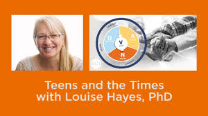 Teens and the Times with Louise Hayes - YouTube