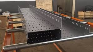 Cable Tray Production Line - Cable Tray Forming Machine