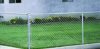 48 X 100 Galvanized Chain Link Fence Project Material List Material List At Menards