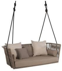 kettal bitta swing sofa outdoor option