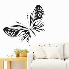 Large Butterfly Wall Sticker Decal Art Vinyl Decor Removable Pvc Kid Home Room For Sale Online