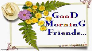 good morning friends wallpapers for