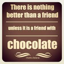 chocolate is a girl s best friend quotes chocolate candy