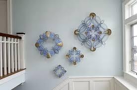 Installations Hand Woven Sculptures Anastasia Azure