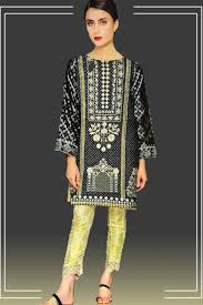 kross kulture 3pc embroidered lawn dress