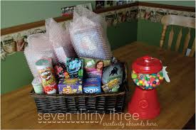 themed gift baskets hillbilly theme