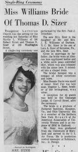 Uncle Tommy First Marriage - Myrtle Williams - Newspapers.com