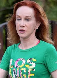 kathy griffin no makeup plastic