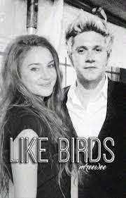 Like Birds. \\ n.h [au] - 𝓜𝓪𝓵𝓲𝓷 𝓡𝓮𝓫𝓮𝓬𝓬𝓪 𝓛𝓲𝓷𝓷𝓮𝓪 - Wattpad