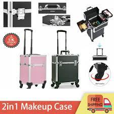 1 makeup case cosmetic organizer
