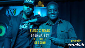 istandard #BOTBXII Winner Fuego X [in studio session] w/ Drumma ...
