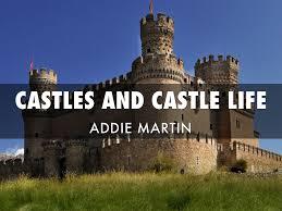 castle design by Addie Martin