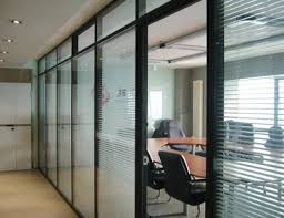 china office partition partition glass