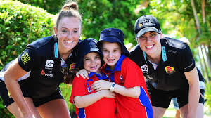 Townsville Fire step up to promote mental health with Peter ...
