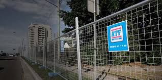 Temporary Fencing Wellington Local Quality Temp Fence Atf Hire