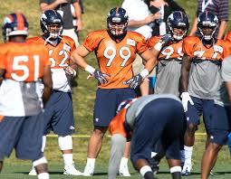 Adam Gotsis now an even bigger piece of the Broncos defense for ...
