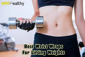 wrist wraps for lifting weights