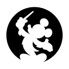 5 5 Mickey Conductor Vinyl Decal Sticker Car Laptop Disney Music Orchestra Ebay