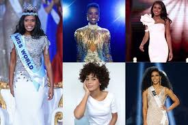 Black women reign in 5 top beauty pageants, Entertainment News ...