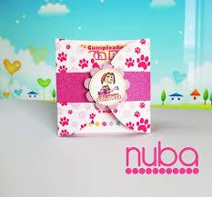Nuba Invitaciones Perro Chocolo Para Nina Facebook