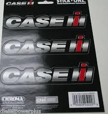 Case Ih International Harvester Tractor Motor Industrial Decal Sticker Set Of 3 12 99 Picclick