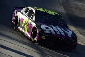 Results Matching the Speed with Regularity for Jimmie Johnson
