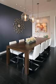 dining room accent wall 15 with