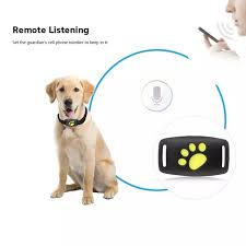 Pet Gps Tracker Dog Cat Collar Waterproof Gps Callback Function Usb Charging Gps Trackers For Kitten Puppy Dog Cat Accessories Lazada Ph