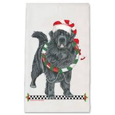 kitchen towel holiday pet gifts