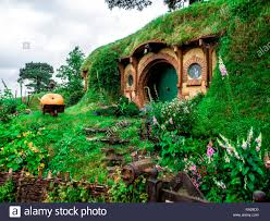 Bilbo Baggins House High Resolution Stock Photography and Images ...