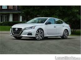2020 nissan altima 2 5 s sedan lease