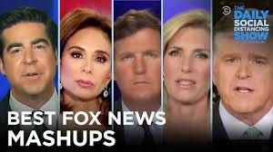 Our Best Fox News Mashups | The Daily Social Distancing Show - YouTube