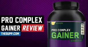 optimum nutrition pro plex gainer review