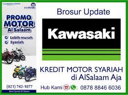 cicilan kredit motor kawasaki