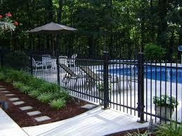 My Cool Spot Backyard Pool Landscaping Inground Pool Landscaping Pool Fencing Landscaping