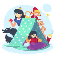 Blanket Fort Illustrations, Royalty-Free Vector Graphics & Clip ...