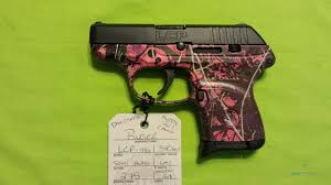 ruger lcp muddy pink camo 380 acp
