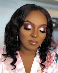 mua tia black bridal makeup artist and