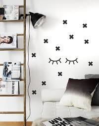 Wall Decal Plus Sign Swiss Cross Decal Small Crosses Etsy
